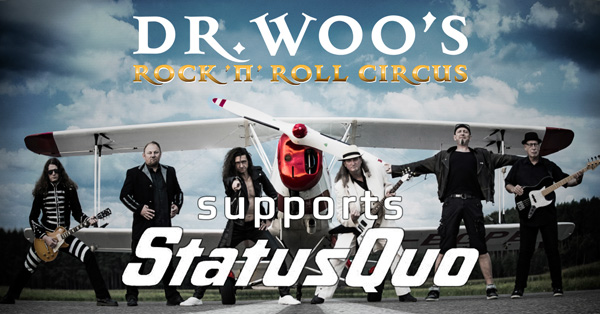 Dr Woo Supports Status Quo 2019
