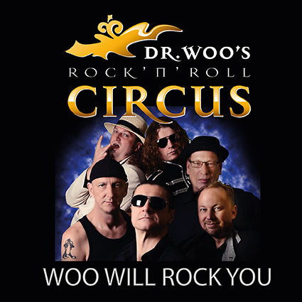 Woo Will Rock You